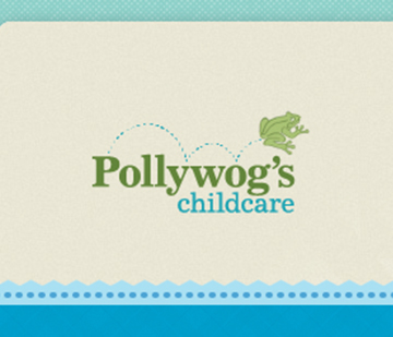 Pollywog's Childcare Website